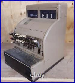 Vintage/antique National Cash Register Till