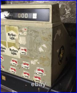 Vintage cash register till