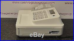 WHITE Casio SE-G1 Shop Till & 20 FREE ROLLS Price incVat Brand New Cash register