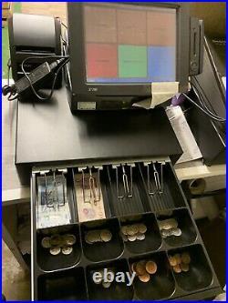 Xn Checkout Xn760 Epos Terminal Only Cash Register /Shop till 760 Pos